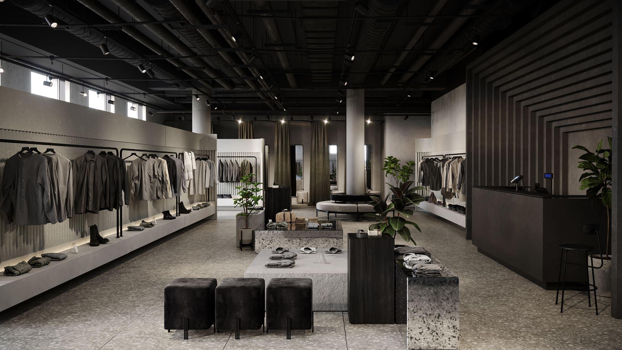 Where we shop